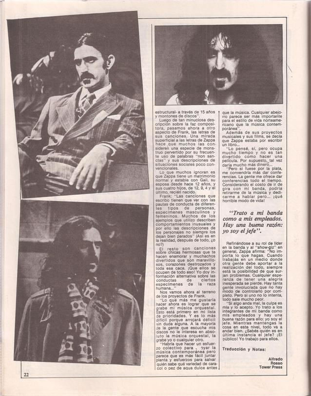 Frank zappa the slime lyrics